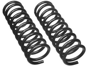 1997-2003 Ford F150, F250 2 Wheel Drive Truck Front Coil Springs