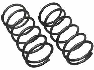 2000-2004 Nissan Pathfinder Rear Coil Springs