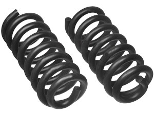 1973-1986 Chevy / GMC G10, G20, G30, P10, P20, P30 Front Coil Springs - Heavy Duty