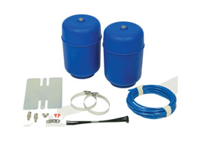 1996-2011 Ford F-450 Front Coil-Rite Air Bag Kit