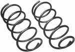 2002-2004 Nissan Pathfinder Front Coil Springs - 2 Wheel Drive