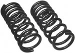 1994-1996 Dodge Ram 1500 & 2500 2 Wheel Drive Truck Front Coil Springs  - Heavy Duty