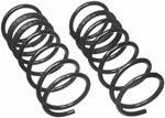1988-1992 Toyota Corolla Front Coil Springs - Heavy Duty