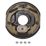 """Electric Trailer Brake - 10"""" Right Hand"""