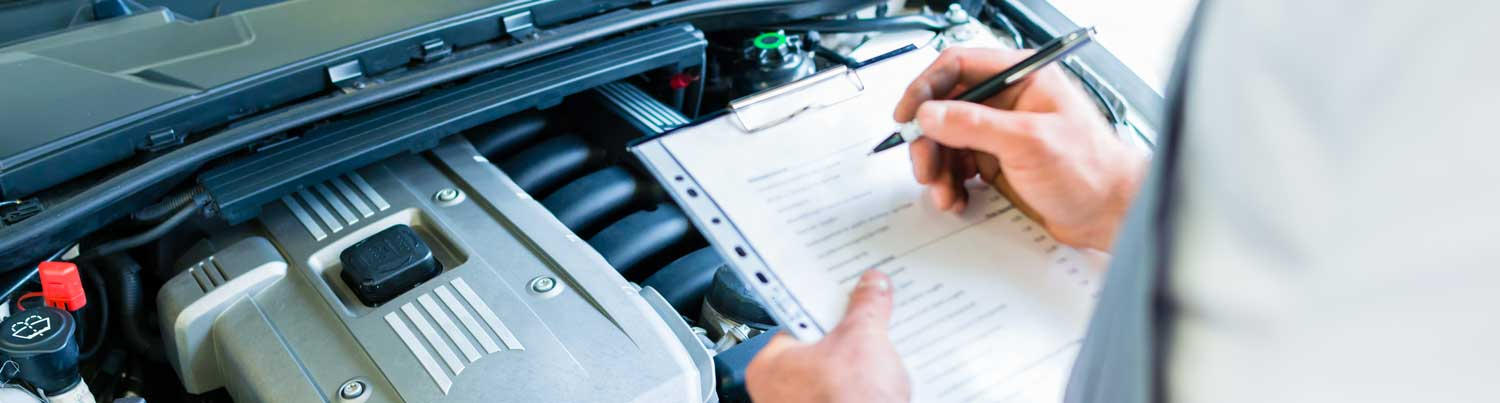 Multi-Point Vehicle Inspections