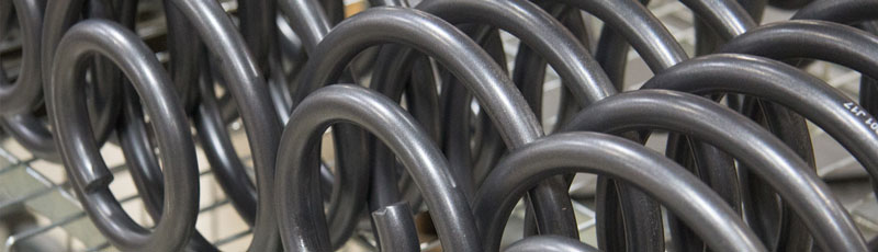 Lowering springs for cars, trucks, and trailers.
