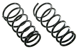 2000-2001 Dodge Ram 1500 2 Wheel Drive Front Coil Springs
