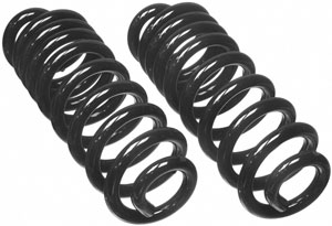 1999-2014 Ford E150, E250, & E350 Van Front Coil Springs - Heavy Duty